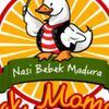 "warung nasi pedas bebek madura ""cak momon"""