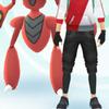 Pokemon GO Account Lv 34 Generation 2 IV100 LUBER MURMER