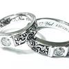 cincin nikah tunangan couple
