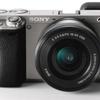 Sony a6000 mirrorless