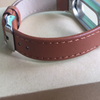 Leather Watch / Band Wrist Strap For Xiaomi MI Band 2 Smart Bracelet (Brown)