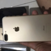 iphone 7 plus 32 gb gold / black