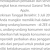 Iphone 6 64GB Silver Garansi Resmi TAM masih panjang