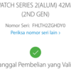Dijual Cepat Samsung A5 Black 2017 Fullset Ori SEIN LTE