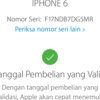 Dijual Iphone 6 Grey 64GB FU Ori Lengkap LTE