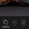 Adidas Predator 18.3 Core Black AG ( artificial grass / rumput sintetis )