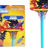 Mainan anak tiang basket justice league