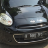 Nissan March 1.2 black 2012 MT