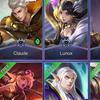 Jual Akun Mobile Legends Sultan murah