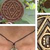 Wealth Amulet-Money Kekayaan Keberuntungan