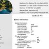 Macbook Pro Retina 13 inch Early 2015 MF840 CTO