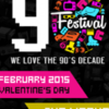 The 90′s Festival : We Love The 90′s Decade Disc10%