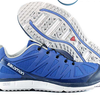 Salomon Outdoor Biru Navy
