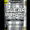 Muscletech Platinum Clear Muscle 168 LiCaps