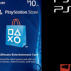 Playstation Network Card ( PSN Card ) Region 1 US