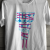 Baju Kaos Putih Just do it Keren Guys