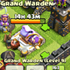 COC / Clash of clans TH11 Pensi Total Aman 1T% Rekber only