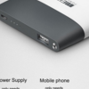 POWERBANK ORIGINAL MEIZU MCHARGE M10 QUICK CHARGE | POWER BANK SLIM FAST CHARGING
