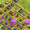 JUAL ID COC Clash of Clans MURMER LVL46 TH7