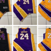 Jersey Setelan Basket NBA LA Lakers