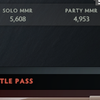 WTS ID DOTA 2 high mmr solo + party *include csgo* *invent* *battlepass*