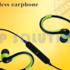 Earphone Stereo Wireless Sporty Bt-9