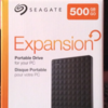 HDD External Seagate Expansion 500 GB (NEW!!) - Garansi Resmi