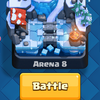 Clash Royale 3 Legend Arena 8
