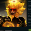 [WTS / Jual] Monkey King Arcana (DOTA2) Great Sage's Reckoning