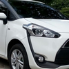Toyota Sienta G AT 2016 White
