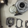 Turbo Ihi Rhf4 For Innova/Fortuner Non Vnt