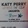 Tiket Katy Perry Witness Tour Silver G7
