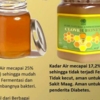 Madu HDI Clover Honey 500 gr