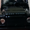 Diecast / Miniatur Mobil - Land rover - Defender (Black color)