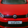 Diecast / Miniatur Mobil VW Golf - Color Red