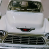 Diecast Towing car - Chevrolet - Chevy - color white