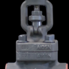"""Forged Gate Valve 1 1/4"""" 800Lb Body A105 SW"""