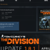AKUN UPLAY THE DIVISION, WATCHDOGS DLL BUKAN STEAM