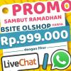 Promo Website Olshop