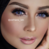 Softlens Glamour THE DOLLY EYE 22.8mm Besar dan Terang