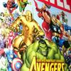 Buku Impor Marvel The Avengers The Ultimate Character Guide