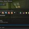 2 akun steam cs,dota,gta,dll.Jual Murah !