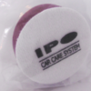 "IPO Foam Compounding Pad 3"" - RED"