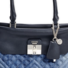 Guess Rebel Roma Denim Satchel DG653109