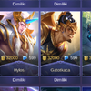 MOBILE LEGEND SELL ACCOUNT