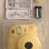 BNIB - Instax Mini 8 Yellow