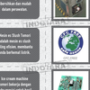 Ice Slush Machine/ Mesin es slush TSM-2S