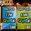 Knight Chronicles Global | Crystal Top Up | No Carding or Direct Inject