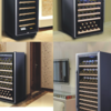 Wine Cooler | Tomori Wine Storage Steel WX-168T