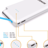 Powerbank Roker R50 5000 mAh Slim Mission Power Bank Fast Charging